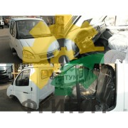 кабина ГАЗ-3302-5000010-14/63