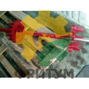 Вал КПК-5-0100350А