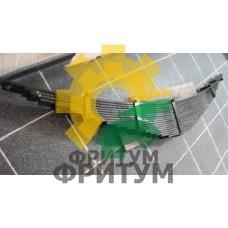 Рессора передняя  ГАЗ 53-2902012-02